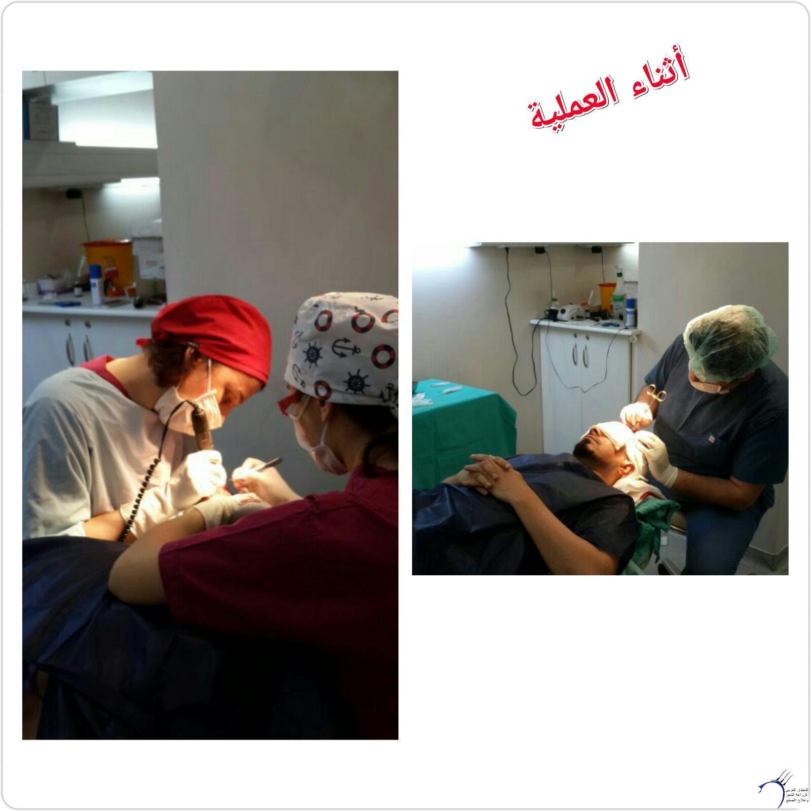 (تحديث بعدسنة)تجربتي بالصور الاخصائي محمد www.hairarab.comb8a2