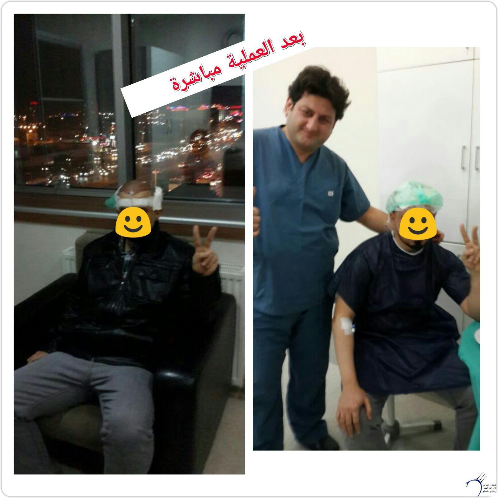 (تحديث بعدسنة)تجربتي بالصور الاخصائي محمد www.hairarab.comc5b5